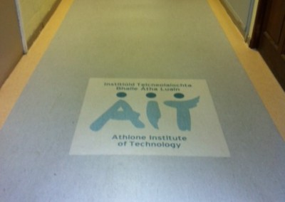 Personalised Athlone Institute of Technology Flooring