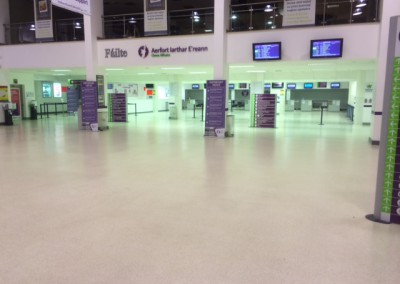 Commercial Flooring at Ireland Airport West