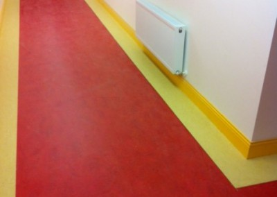 Flooring for colleges and universities