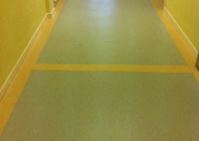 Flooring for hospitals by Gerry Cronolly Flooring