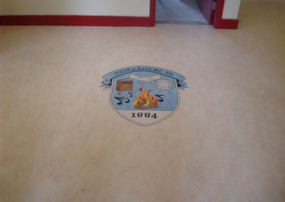 Flooring for national schools by Gerry Cronolly Flooring