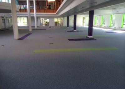 Industrial Flooring at AIT