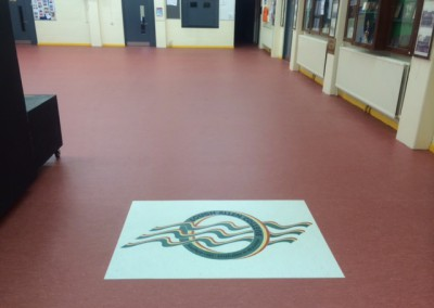 Specialist flooring for colleges and schools